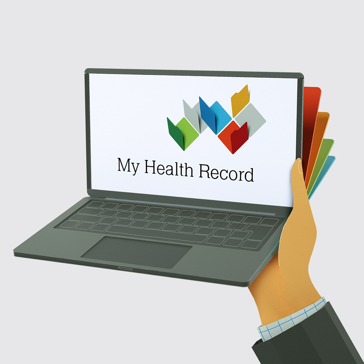 Increased use of My Health Record by healthcare providers