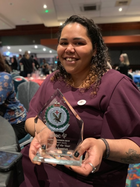 Supporting Aboriginal young people in making a difference