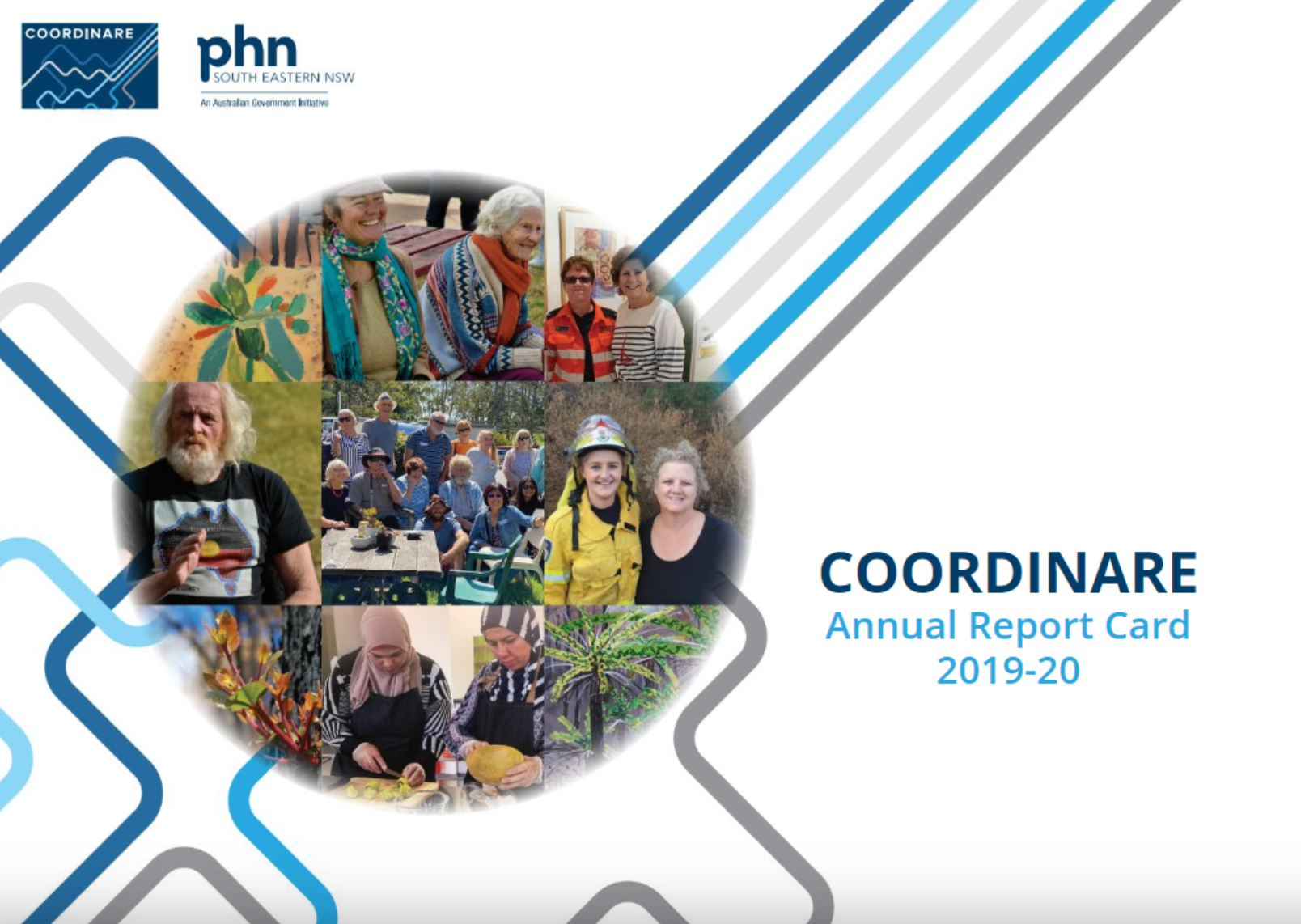 COORDINARE Annual Report Card 2019/20