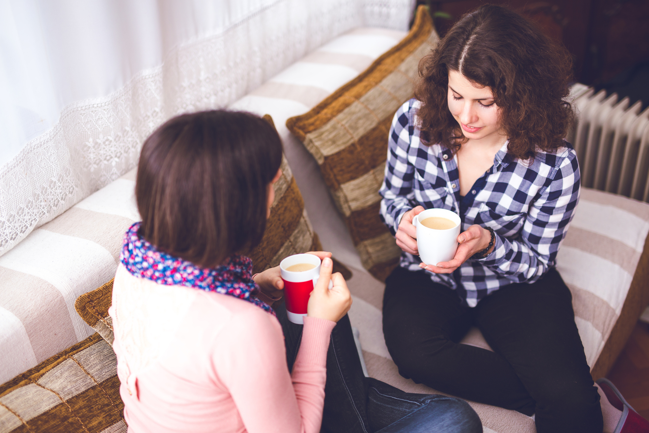 Why it's important to start a conversation with loved ones this holiday season