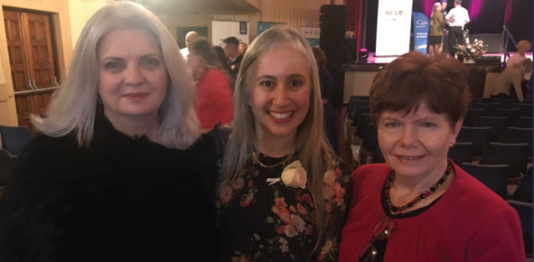 Medical Practice Assistant wins NSW Training Award