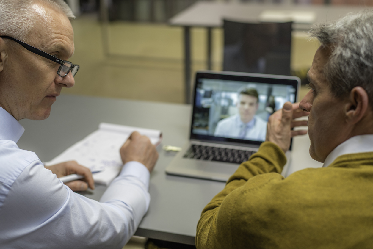 MBS and wellbeing telehealth support video conferencing