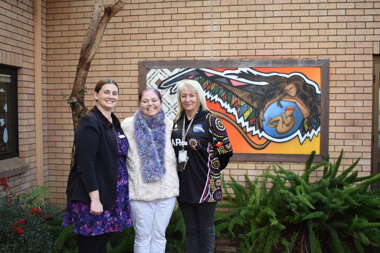 Meet Tanya Simpson, local Aboriginal health worker: 'Because of her, we can!'