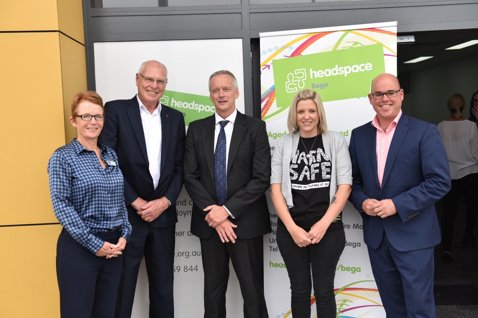 headspace Centre officially opens in Bega