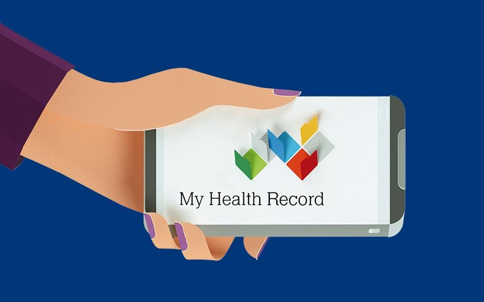 Opt in or opt out of My Health Record at any time