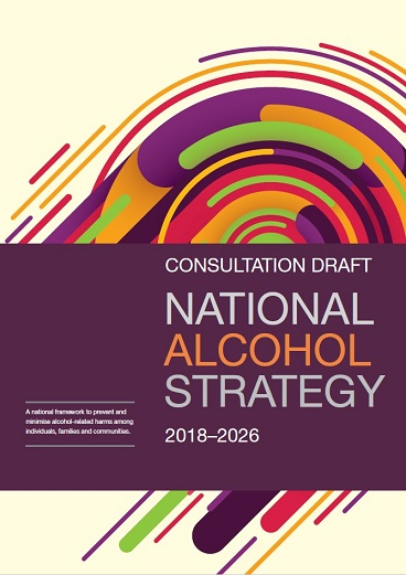 Now open: online consultation for the draft National Alcohol Strategy